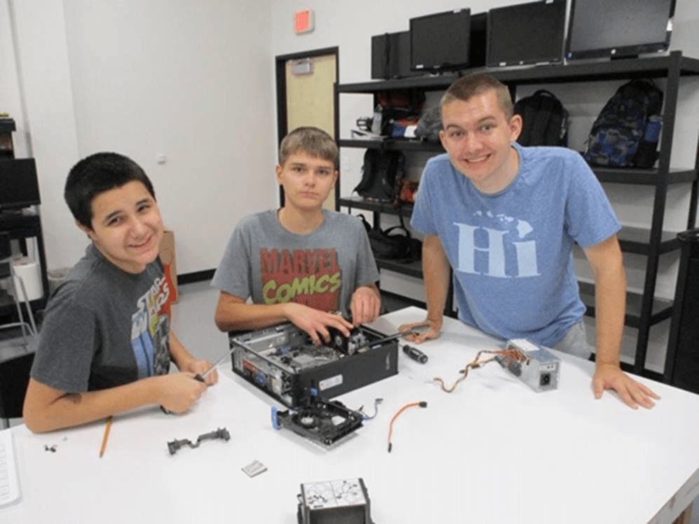Westech Recyclers supports PS Academy Arizona